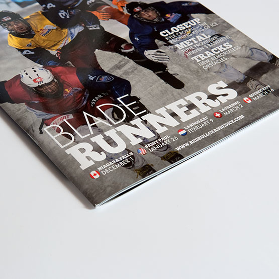 Crashed Ice Magazine 2013