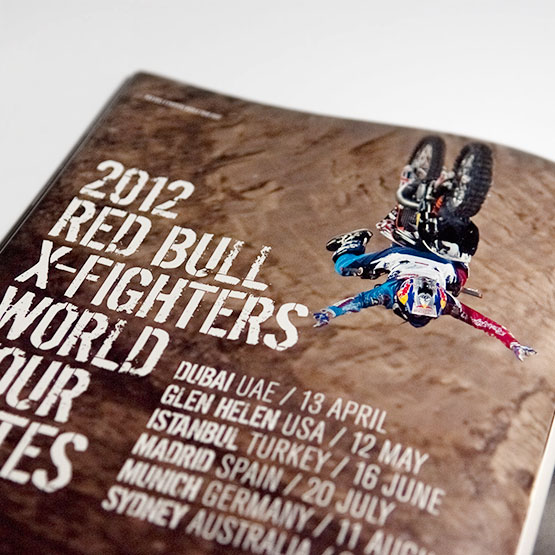 X-Fighters Magazin 2012