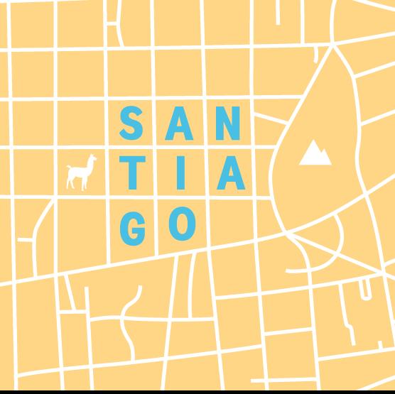 Marca turistica de Santiago